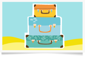 Bulli Kombinat - Ich packe meinen Koffer und was nehme ich mit?